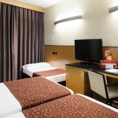 Hotel Catalonia Atenas 4* Стандартный номер с различными типами кроватей