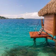 Hotel Maitai Polynesia 3* Бунгало с различными типами кроватей фото 13