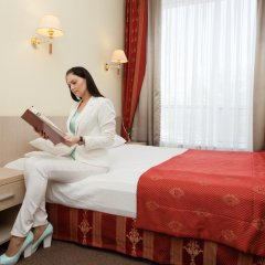 AMAKS Конгресс-отель 3* Номер Бизнес разные типы кроватей фото 7