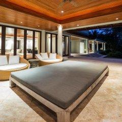 Отель Trisara Villas & Residences Phuket 5* Стандартный номер с различными типами кроватей фото 9