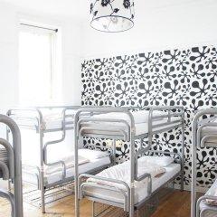 Отель Hostelpoint Brighton Кровать в общем номере с двухъярусной кроватью фото 10