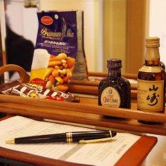 Отель Ginza Creston удобства в номере