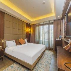 Naz City Hotel Taksim 4* Стандартный номер с двуспальной кроватью фото 5