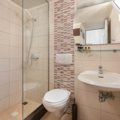Отель Pefkos View Studios ванная