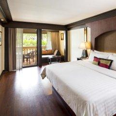 Отель Beyond Resort Kata 4* Улучшенный номер с двуспальной кроватью фото 4
