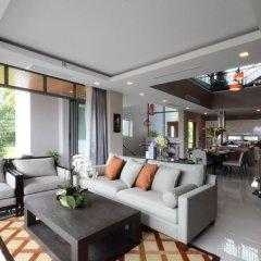 Отель AQUA Villas Rawai комната для гостей