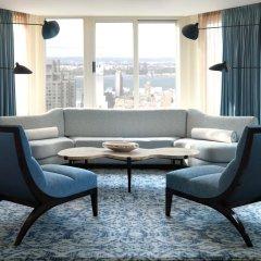 Отель Conrad New York Midtown 4* Апартаменты с различными типами кроватей фото 2