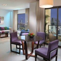 Ramada Hotel & Suites by Wyndham JBR 4* Улучшенные апартаменты с различными типами кроватей фото 8
