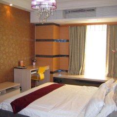 Апартаменты She & He Service Apartment - Huifeng Номер Делюкс с различными типами кроватей