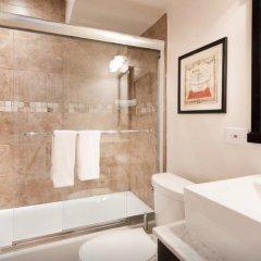 Отель Federal Flats - Georgetown США, Вашингтон - отзывы, цены и фото номеров - забронировать отель Federal Flats - Georgetown онлайн ванная фото 2