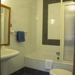 The San Anton Hotel ванная