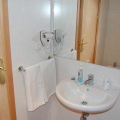 Отель Hospederia Del Carmen ванная фото 2