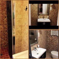 Отель Spot inn Traku Литва, Вильнюс - отзывы, цены и фото номеров - забронировать отель Spot inn Traku онлайн ванная фото 2