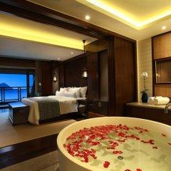 Отель Anantara Sanya Resort & Spa 5* Люкс с различными типами кроватей фото 2