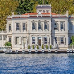 Sait Halim Pasa Yalisi Турция, Стамбул - отзывы, цены и фото номеров - забронировать отель Sait Halim Pasa Yalisi онлайн приотельная территория