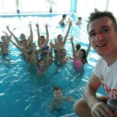 Гостиница АкваЛоо бассейн фото 2