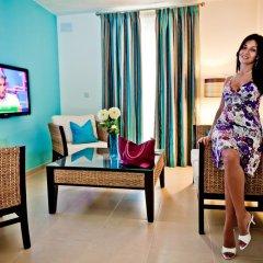 Отель Labranda Rocca Nettuno Suites 4* Люкс с различными типами кроватей фото 6
