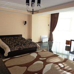 Mark Plaza Hotel 2* Улучшенные апартаменты разные типы кроватей фото 4