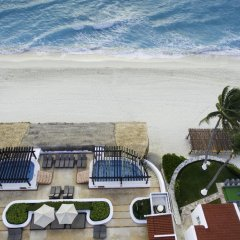 Отель GR Caribe Deluxe By Solaris - Все включено Мексика, Канкун - 8 отзывов об отеле, цены и фото номеров - забронировать отель GR Caribe Deluxe By Solaris - Все включено онлайн бассейн фото 6