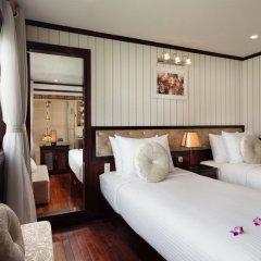 Отель Halong Silversea Cruise 3* Номер Делюкс с двуспальной кроватью фото 6