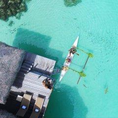 Отель Tikehau Pearl Beach Resort спортивное сооружение