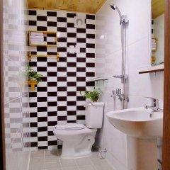 Отель HanOK Guest House 202 2* Стандартный номер с различными типами кроватей (общая ванная комната) фото 6