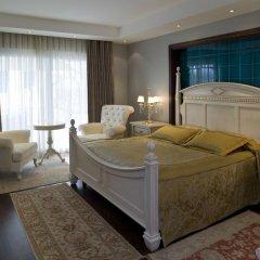 Отель Rixos Premium Bodrum - All Inclusive 5* Улучшенная вилла разные типы кроватей фото 2