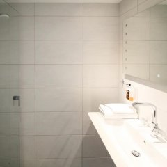 Отель Prinz Anton Германия, Дюссельдорф - отзывы, цены и фото номеров - забронировать отель Prinz Anton онлайн ванная фото 2