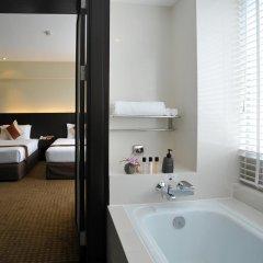 Отель Ramada Plaza by Wyndham Bangkok Menam Riverside 5* Номер Делюкс с двуспальной кроватью фото 7