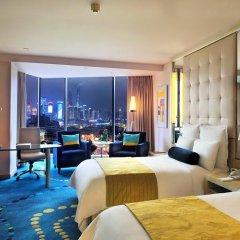 Renaissance Shanghai Yu Garden Hotel 4* Номер Делюкс с различными типами кроватей фото 2