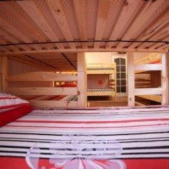 VIVA hostel Кровать в общем номере двухъярусные кровати фото 6