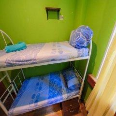 Гостиница Yourhostel Svyatoshino Кровать в общем номере с двухъярусной кроватью фото 13