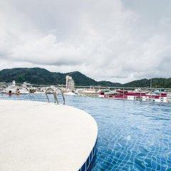 Отель Amata Resort Пхукет приотельная территория