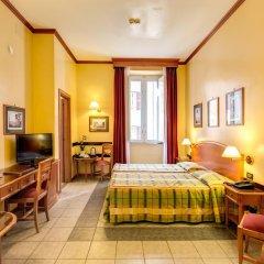 Отель MILANI Рим комната для гостей фото 4