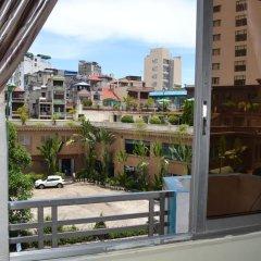 Hai Trang Hotel 2* Номер Делюкс с различными типами кроватей фото 4