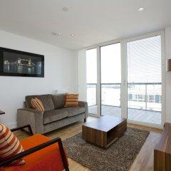 Апартаменты Apple Apartments Greenwich комната для гостей фото 3