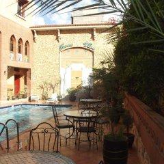 Отель Al Kabir Марокко, Марракеш - отзывы, цены и фото номеров - забронировать отель Al Kabir онлайн бассейн фото 2