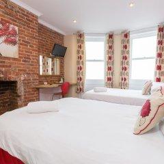 Cecil House Hotel Брайтон комната для гостей фото 5