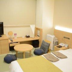 Hotel Sunroute Chiba Тиба удобства в номере