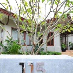 Отель Bhumlapa Garden Resort 3* Вилла Делюкс с различными типами кроватей фото 7