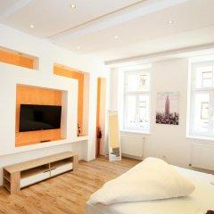 Апартаменты Aurellia Apartments Вена комната для гостей фото 5