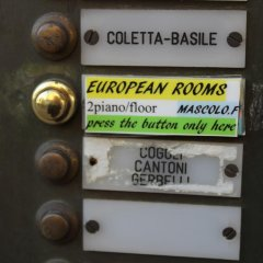 Отель European Rooms 3* Стандартный номер фото 2
