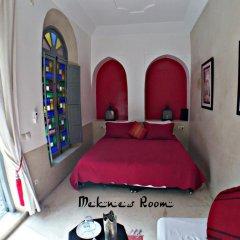 Отель Riad Bel Haj Марокко, Марракеш - отзывы, цены и фото номеров - забронировать отель Riad Bel Haj онлайн комната для гостей фото 4