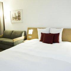 Отель Novotel Antwerpen 3* Стандартный номер с различными типами кроватей фото 5
