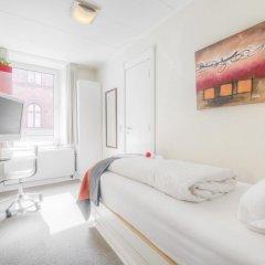 Hotel Domir Odense 2* Стандартный номер с различными типами кроватей фото 6