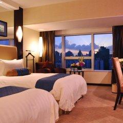 Shanghai Grand Trustel Purple Mountain Hotel 5* Представительский номер с различными типами кроватей
