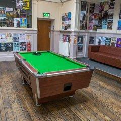Glasgow Youth Hostel гостиничный бар