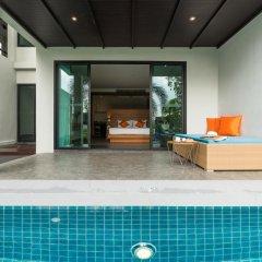 Отель Baywater Resort Samui 4* Номер Делюкс с различными типами кроватей фото 5