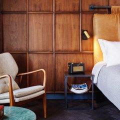 Отель The Hoxton, Amsterdam 4* Номер Делюкс с различными типами кроватей фото 5