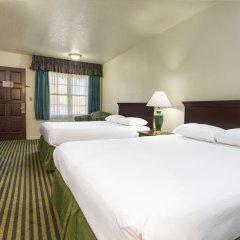 Отель Milpitas Inn 2* Стандартный номер с различными типами кроватей фото 7
